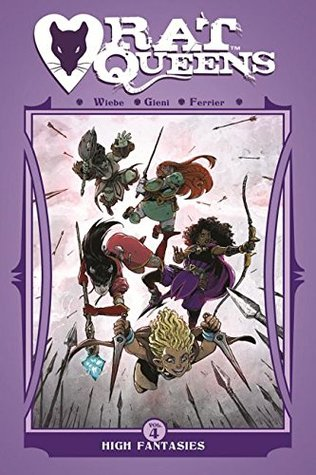 Rat Queens, Vol. 4: High Fantasies