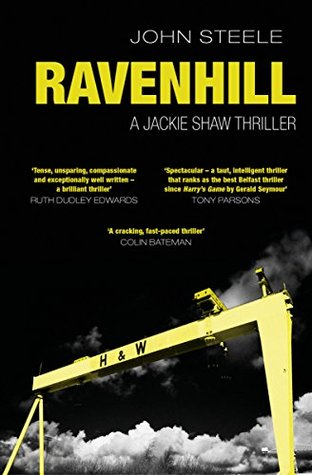 Ravenhill: Jackie Shaw Book 1 - the first in an electrifying new thriller series