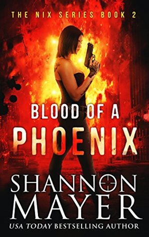 Blood of a Phoenix (Nix #2)
