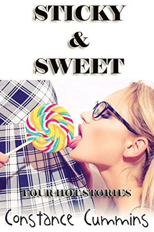 Sticky & Sweet: Four Hot Lesbian Stories