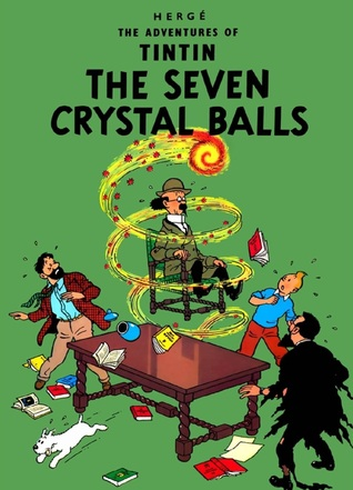 The Seven Crystal Balls Tintin 13