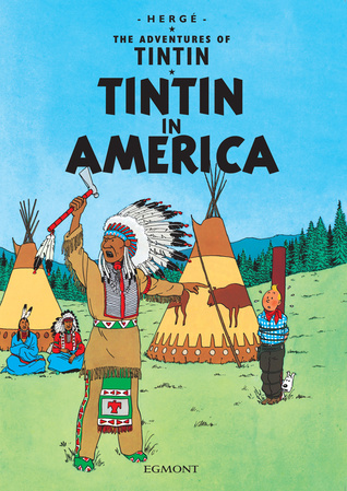 Image result for tintin in america goodreads