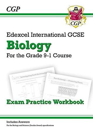 New Grade 9-1 Edexcel International GCSE Biology: Exam Practice Workbook (includes Answers) (CGP IGCSE 9-1 Revision)