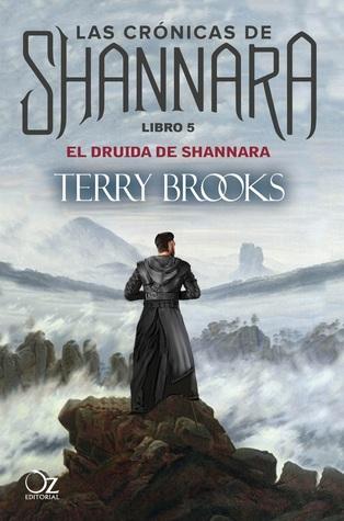 El druida de Shannara (Las crónicas de Shannara, #5; El legado de Shannara, #2)