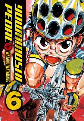 Yowamushi Pedal Omnibus (2-in-1 Edition), Volume 6