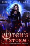 Witch's Storm (The Bone Coven Chronicles #2)