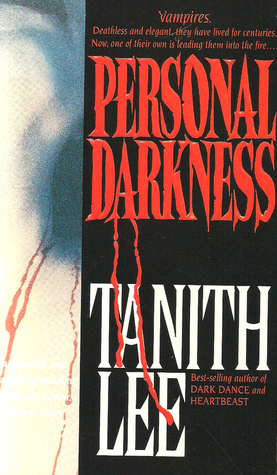 Personal Darkness by Tanith Lee