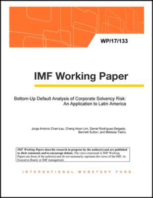 Bottom-Up Default Analysis of Corporate Solvency Risk