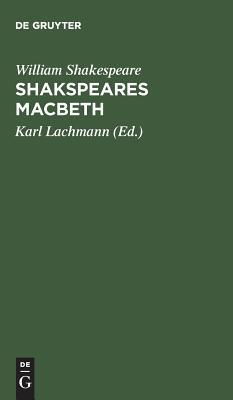 Shakspeares Macbeth