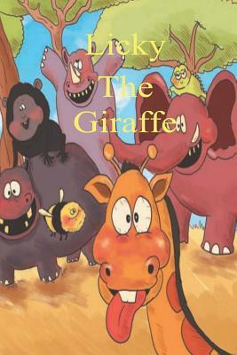 Licky the Giraffe