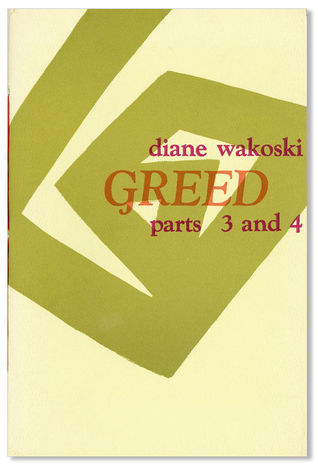 Greed / Parts 3 and 4