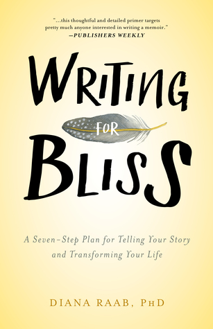 Writing for bliss a seven step plan for telling your story and writing for bliss a seven step plan for telling your story and transforming your life by diana raab malvernweather Gallery