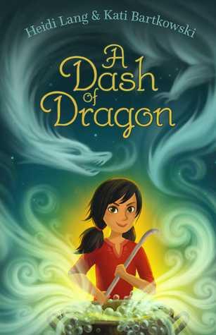 A Dash of Dragon (Lailu Loganberry, #1)