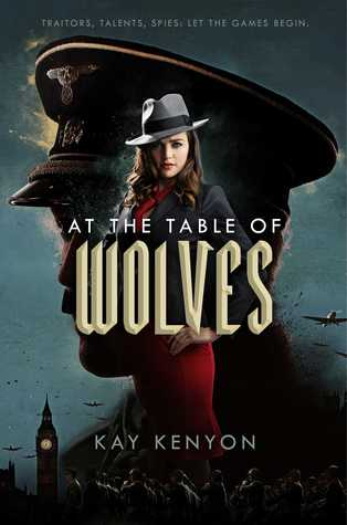 At the Table of Wolves (Dark Talents #1)