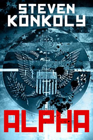 Black Flagged Alpha by Steven Konkoly