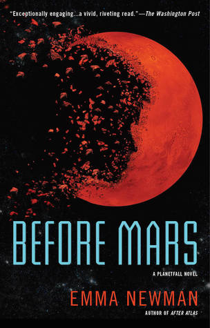 Before Mars (Planetfall #3)