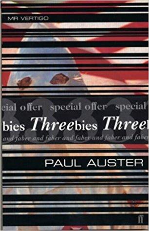 Threebies: Paul Auster