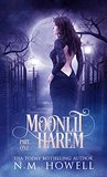 Moonlit Harem by N.M. Howell