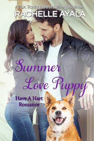 Summer Love Puppy by Rachelle Ayala