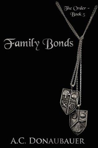 Review: Family Bonds by A.C. Donaubauer (@mlsimmons, @AC_Donaubauer)