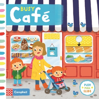 Busy Café (Busy Books, #26)