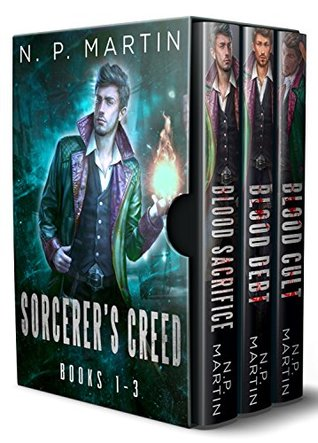 Download Sorcerer's Creed Books 1-3 PDF Free