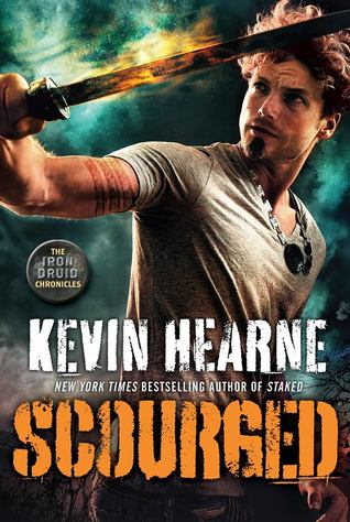Kevin Hearne: Scourged