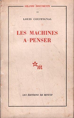 MACHINES A PENSER
