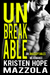 Unbreakable (Unacceptables MC, #3)