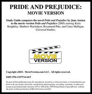 Pride and Prejudice: Movie Version