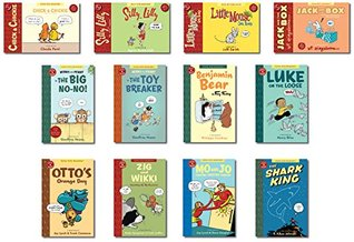 TOON Books Complete Paperback Set (K-3)