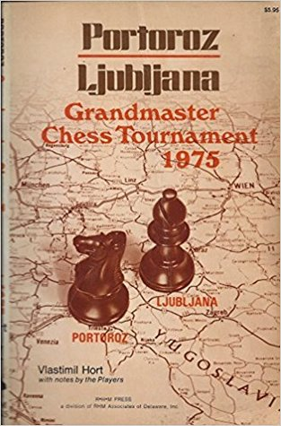 Portoroz-Ljubljana Grandmaster Chess Tournament, 1975