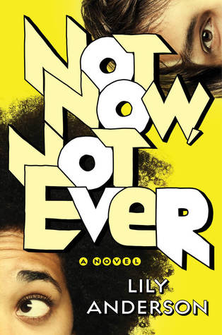 {Tour} Not Now, Not Ever by Lily Anderson (with Interview, Excerpt, and Review)