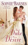 The Duke of Her Desire (Diamonds in the Rough #2)