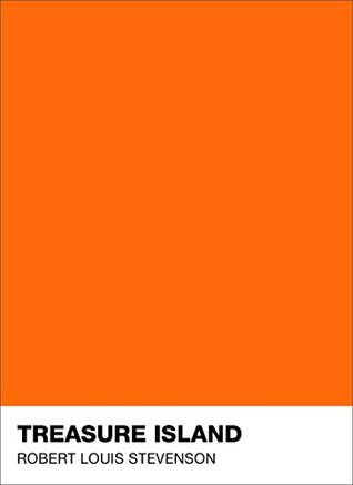 Treasure Island (and the Entire Puffin + Pantone Series) by Robert Louis Stevenson