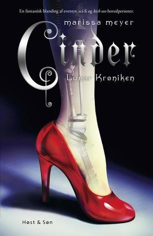Cinder (Lunar Krøniken #1)