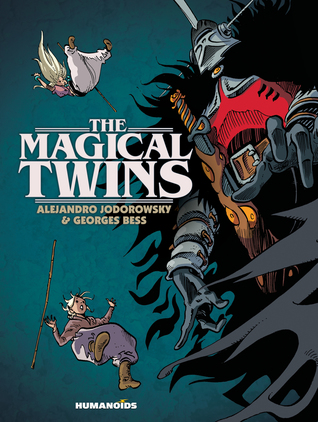 the magical twins oversized deluxe