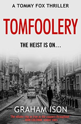 Tomfoolery (Tommy Fox Thriller #3)