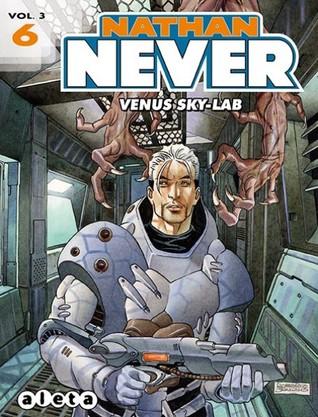 Nathan Never Vol. 3 # 6: Venus Sky-Lab