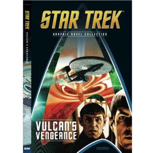 Vulcan's Vengeance (Star Trek The Graphic Novel Collection, #14)