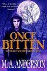 Once Bitten (Dark Legacy #2)