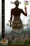 Brides of Banff Springs by Victoria Chatham