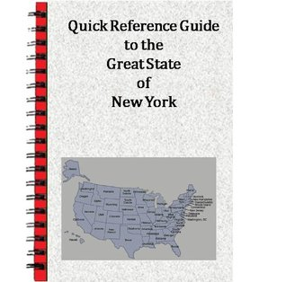 Quick Reference Guide to the Great State of New York
