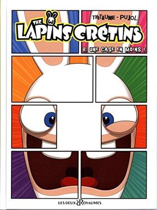 The lapins crétins 08 : Une case en moins!