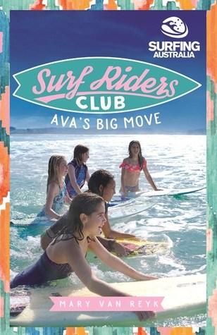 Ava's Big Move (Surf Riders Club, #1)
