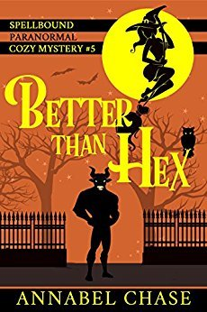 Better than Hex (Spellbound #5)