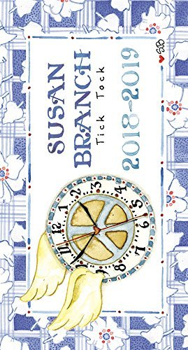 2018-2019 Susan Branch Heart of the Home 2-Year Pocket Planner