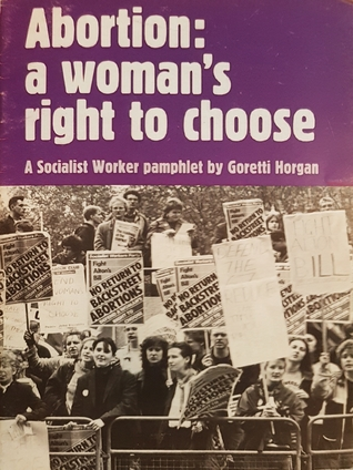 abortion a woman's right to choose