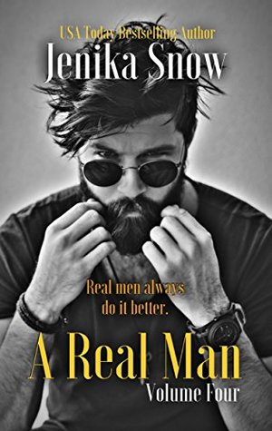 A Real Man: Volume Four (A Real Man #10-12)