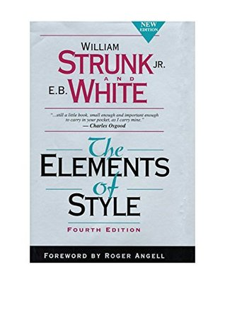 an analysis of the elements of style by sonia more How to write a book analysis 1how are the various elements of plot (eg, introduction 5is the style that of reportorial writing.